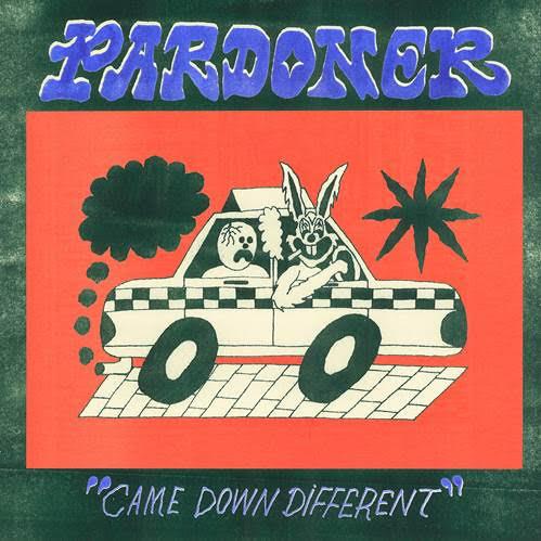 came down different pardoner