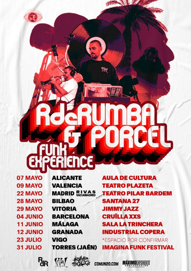 rderumba y porcel funk experience
