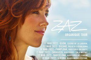 zaz-organique-tour-2022