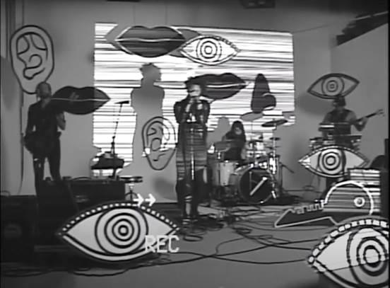 algiers TV Party