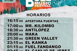 bull music festival granada