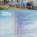 balkan paradise orchestra tour 2021